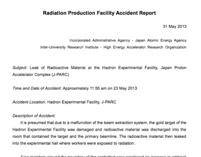 jparc-accident-report