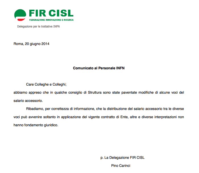 cisl-20giugno2014