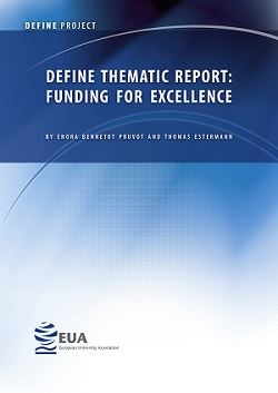 Define report cover