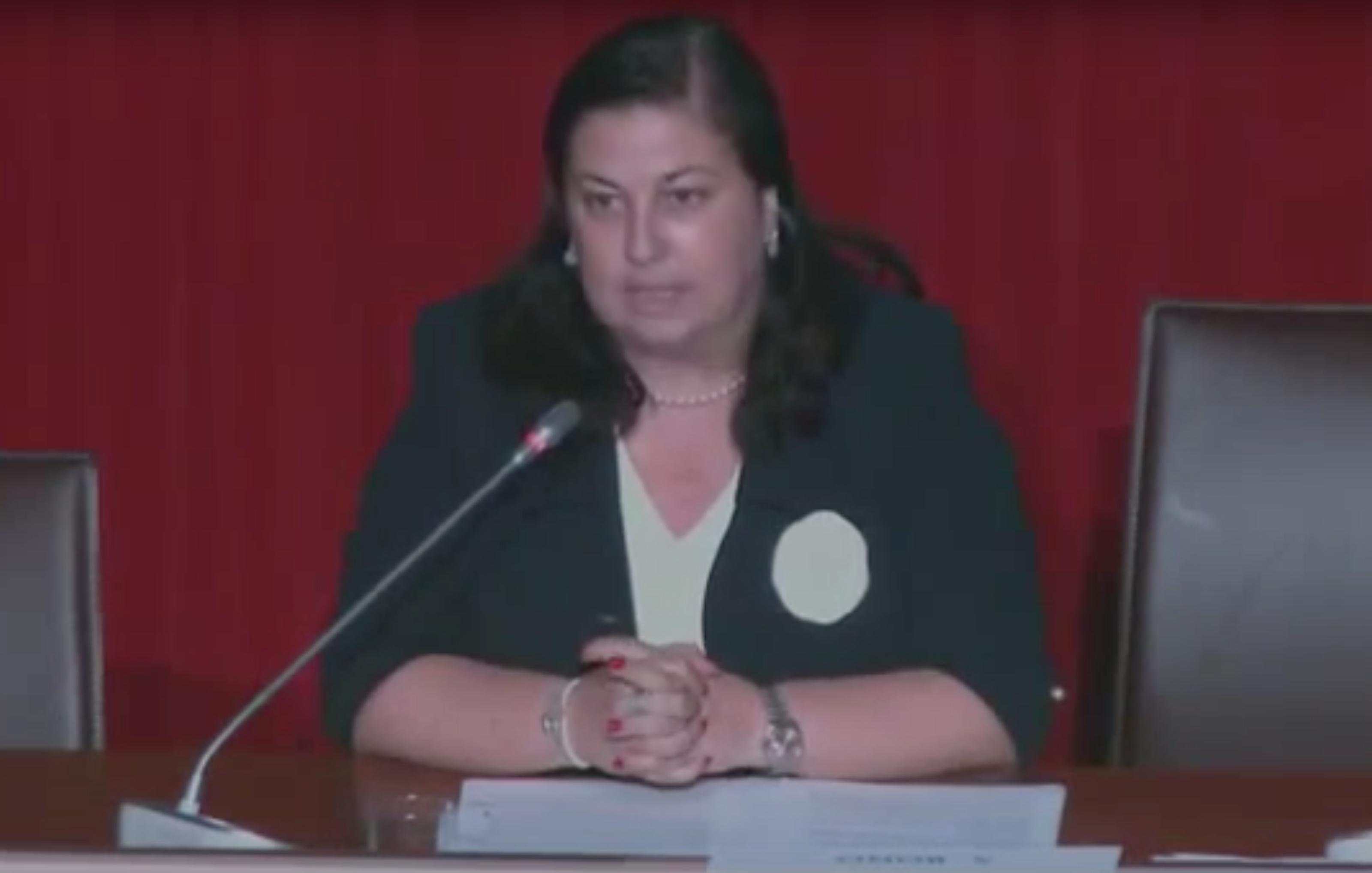 Sabrina Bono Nuovo Capo Gabinetto MIUR