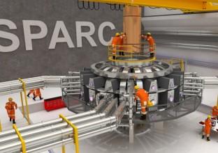 L'esperimento Sparc, primo plasma di fusione controllata a produrre energia pulita. Fonte Mit © ANSA/Ansa